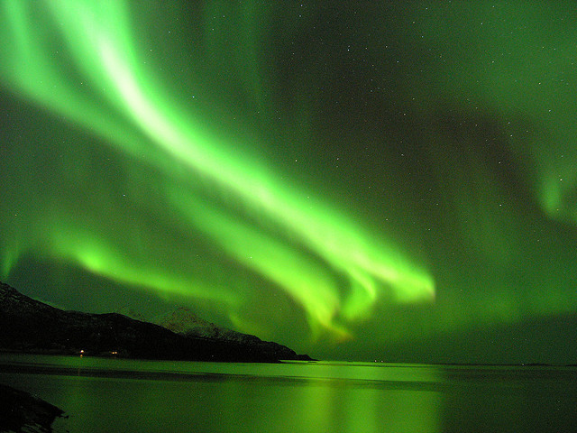 the spectacular Northern Lights, Tromso