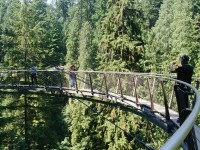 Cliffwalk Park - a guided adventure across the skies of Vancouver