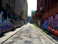 Graffiti at Toronto, ©nic_r/Flickr