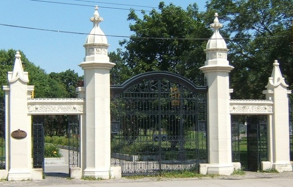 Trinity Bellwoods Park entrance, ©ja4marti/Flickr