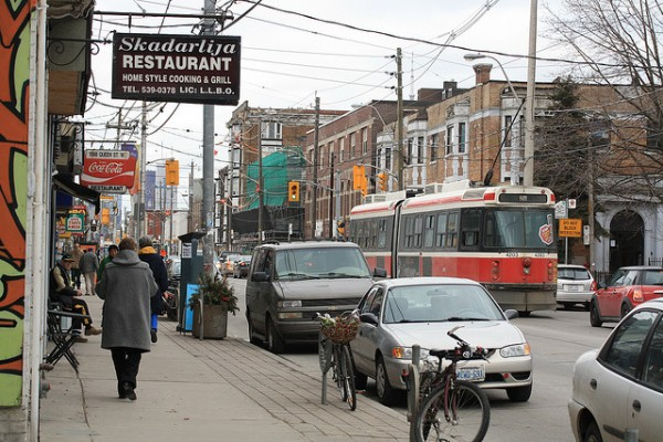 West Queen West, ©Danielle Scott/Flickr