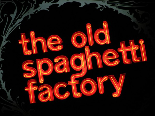 Old Spaghetti Factory, ©Ian Muttoo/Flickr