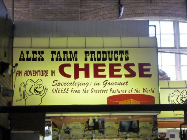 Alex Farm Products, ©grongar/Flickr