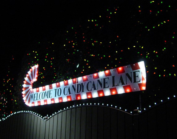 Candy Cane Lane, ©jm/Flickr