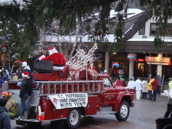 Santa Clause in Canada, ©kaz k/Flickr