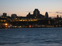 Visiting Québec City – sights and attractions