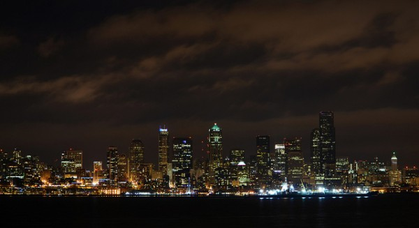 Seattle Sky line, ©Anupam_ts/Flickr