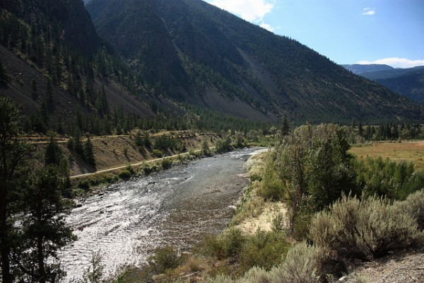 Similkameen River, near Keremeos, BC,©Andy M Smith/Flickr