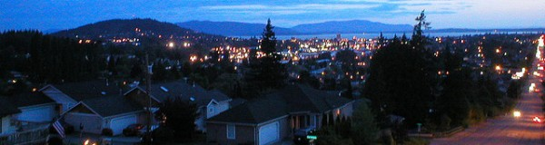 Bellingham evening, ©pastypony/Flickr