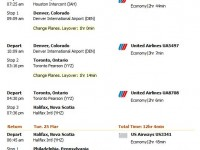Spring flight from Houston to Halifax from $609