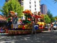 Most important Festivals & Events in British Columbia