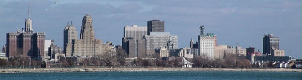 View of Buffalo, ©tonydude919/Flickr